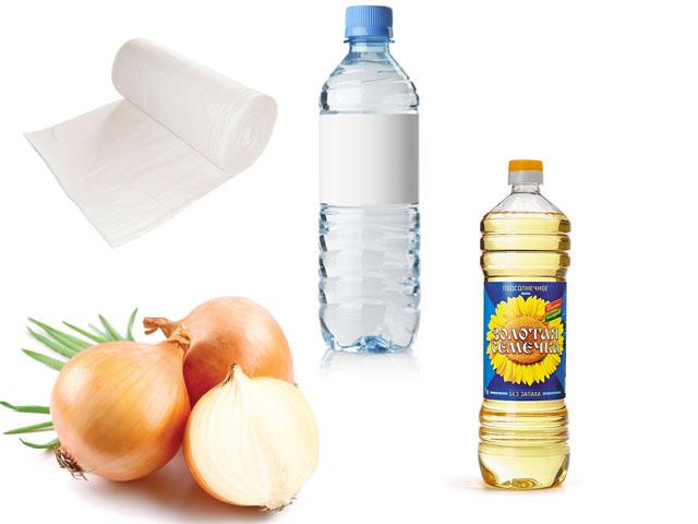 Ингредиенты от заболевания