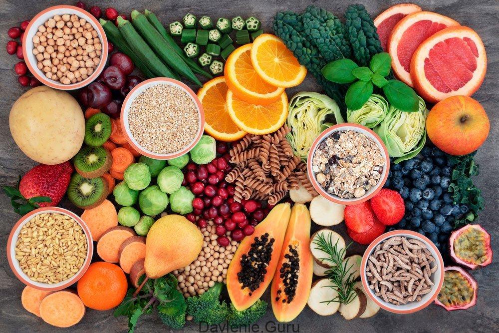 Вегетарианская диетаОрниша