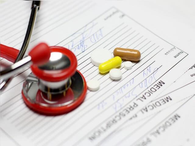Рецепт на лекарство
