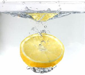 Вода с лимоном для очищения