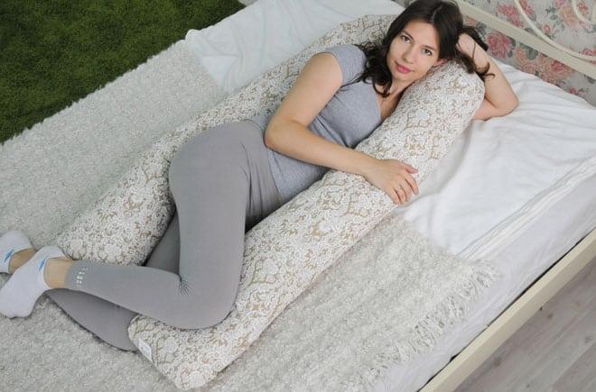 Подушка для беременных преимущества