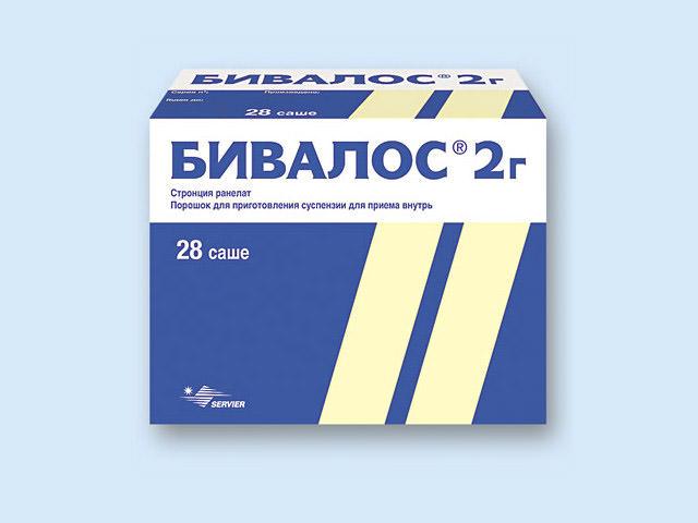 Лекарство для восстановления костной ткани