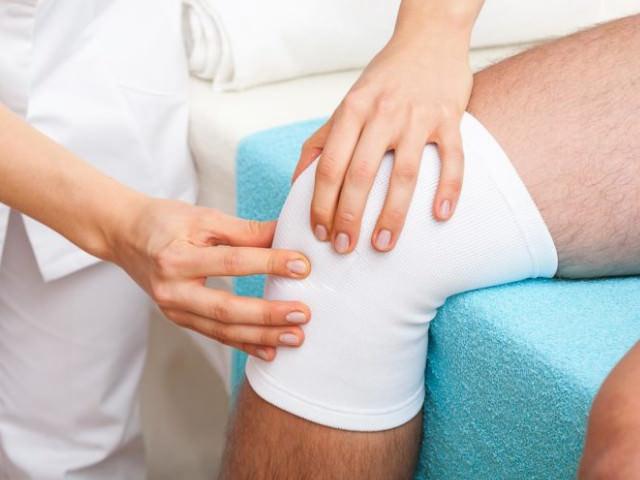 Прием у травматолога