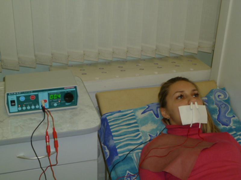 Электрофорез с препаратами кальция