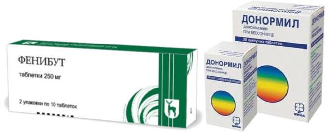 эффективные лекарства от бессонницы без привыкания