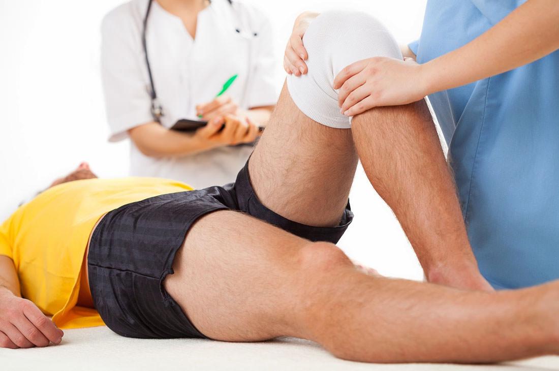 Лечение повреждений медиального мениска коленного сустава