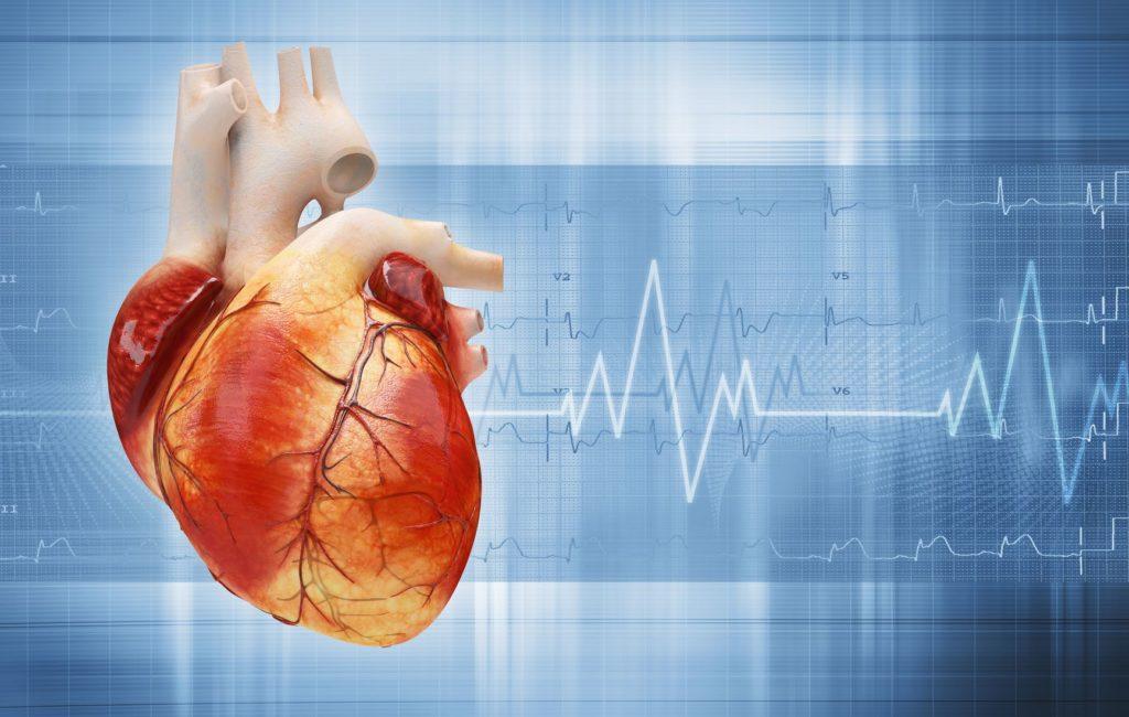 Снижения сердечной нагрузки