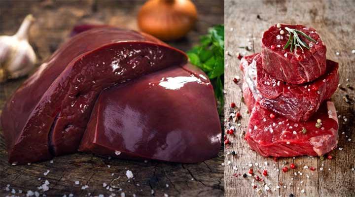 Мясо и субпродукты