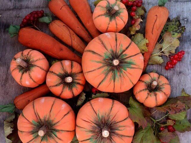 Морковьми тыква