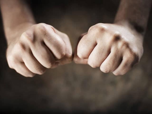 Два кулака