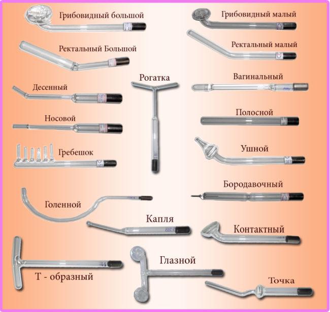 Физиотерапия прибором Дарсонваль при остеохондрозе