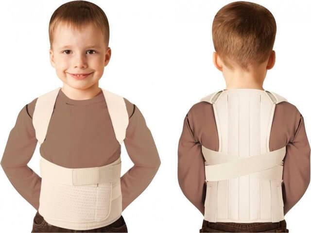 Ортопедический ортез для ребенка
