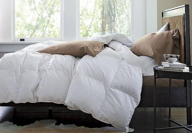 советы по выбору одеяла
