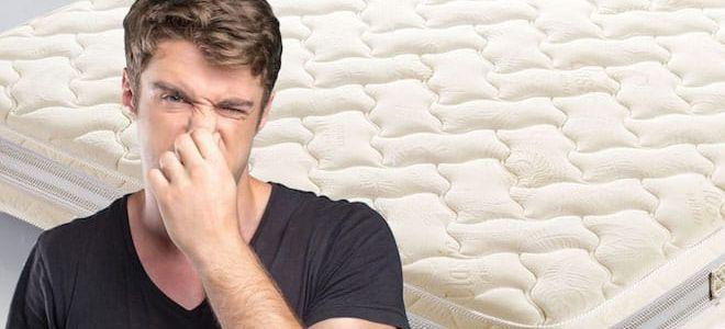 Уничтожаем неприятный запах от матраса