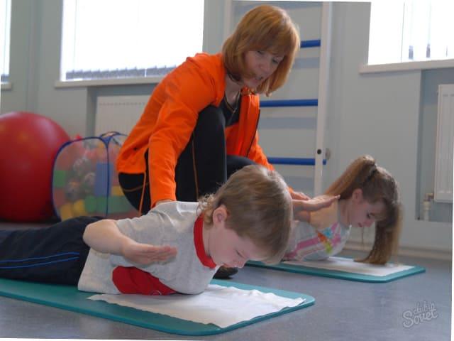 Лечебная физкультура: простые и эффективные упражнения при сколиозе