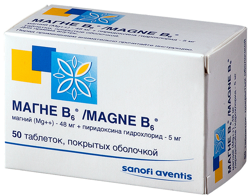 Магне В 6