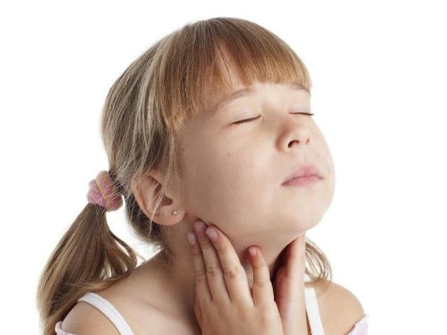 Термическая травма у ребенка
