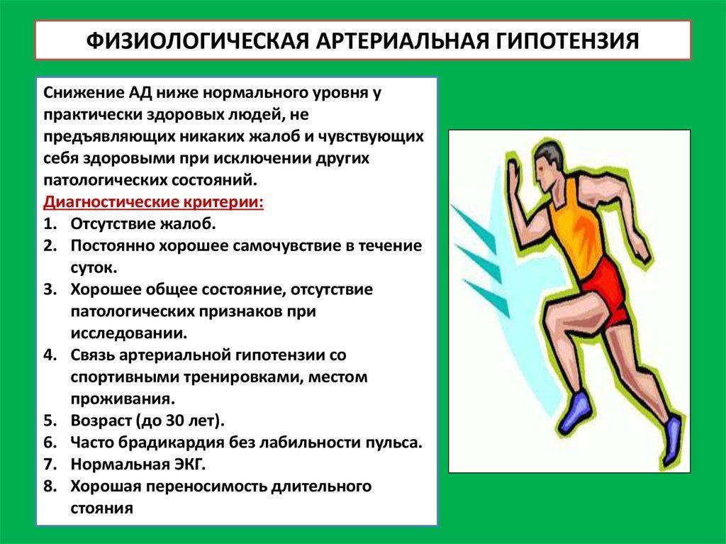 Физиологическая гипотония