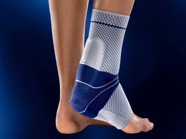 Медицинский ортез для ноги