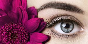 Глаз и цветок