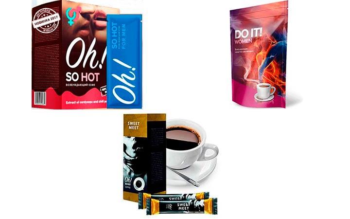 Кофе с афродизиаками для женщин