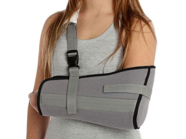 как вправить плечевой сустав