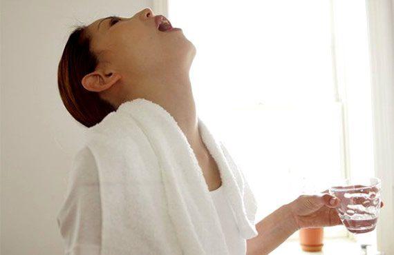 Чем лечить ожог горла,Особенности лечения