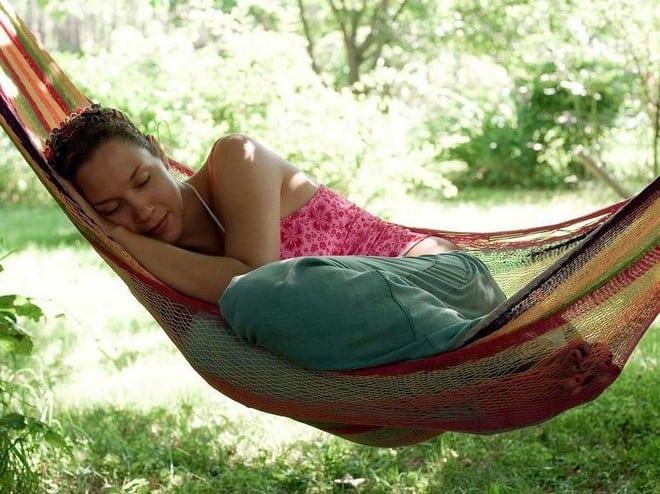 Сиеста полезный отдых