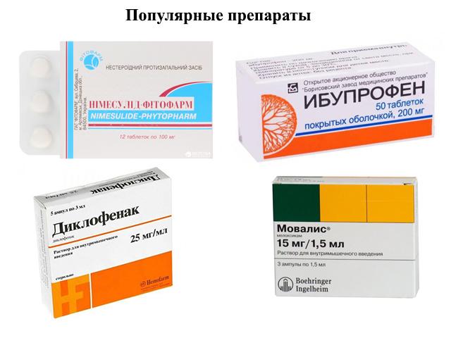 Перечень лекарств