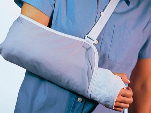 Сломанная рука