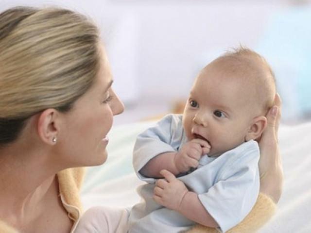 Травмы у младенцев