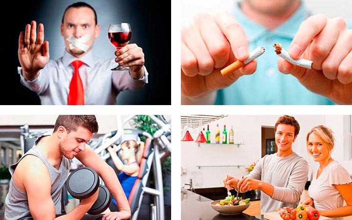 Здоровый образ жизни при кандидозном уретрите