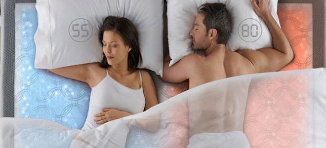Умный матрас поможет заснуть и проснуться