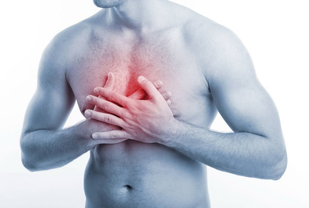 Снижение нагрузки на мышцу сердца