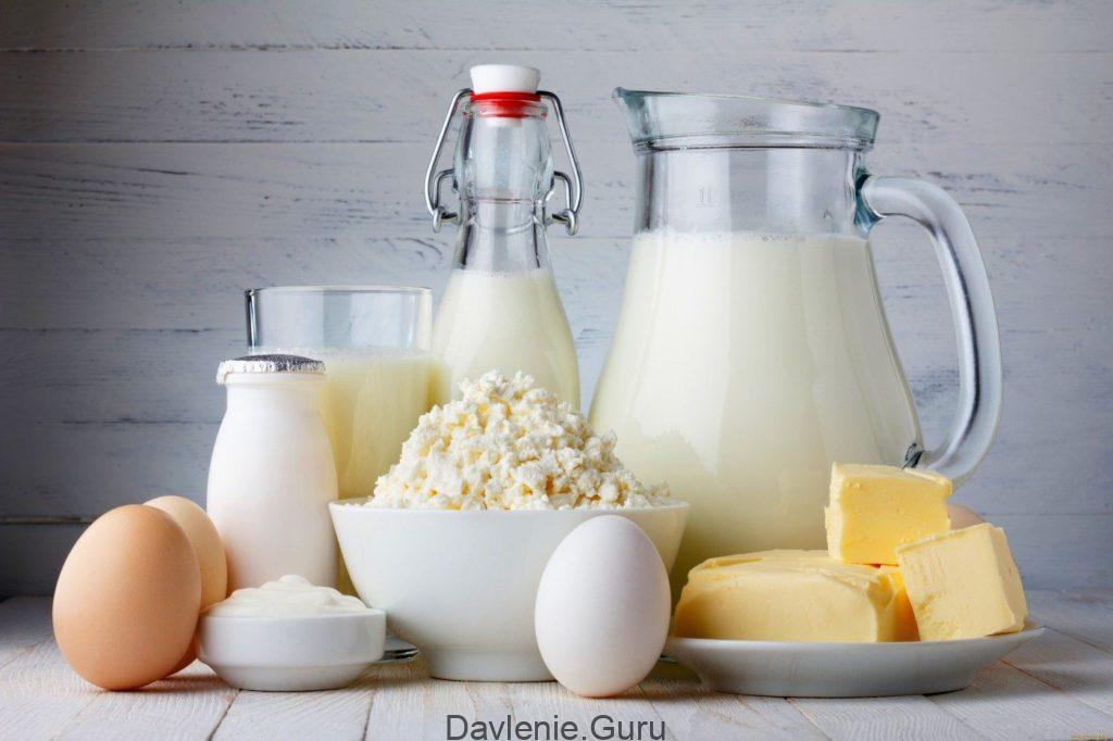Кисло-молочной продукции