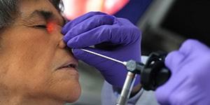 Хирургия при фронтите и гайморите