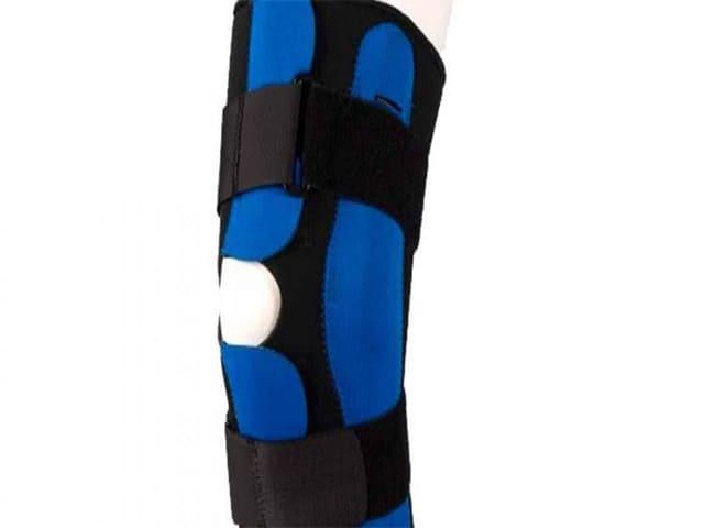 Применение наколенников для фиксации коленного сустава