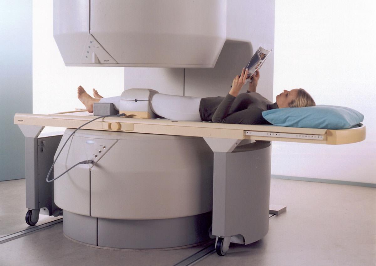 МРТ, установка диагноза