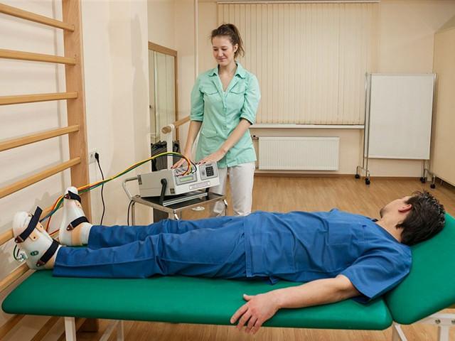 Физиотерапия больного