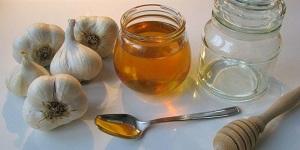 Чеснок и мед от паразитов