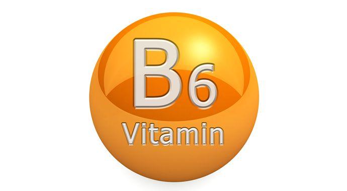 Витамин группы В 6