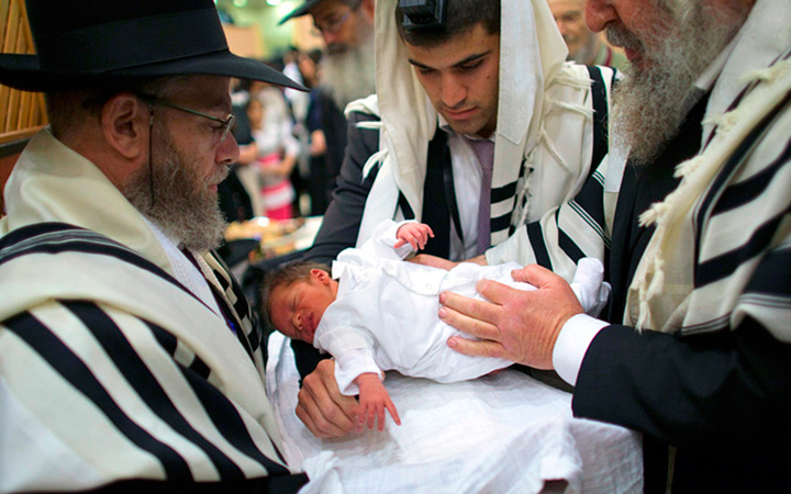Обрезание в иудаизме