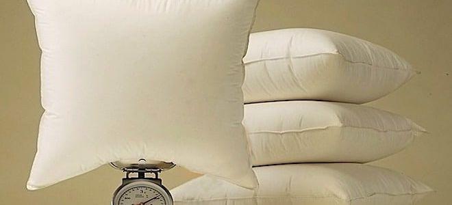Подушки с синтетическими наполнителями: преимущества и недостатки