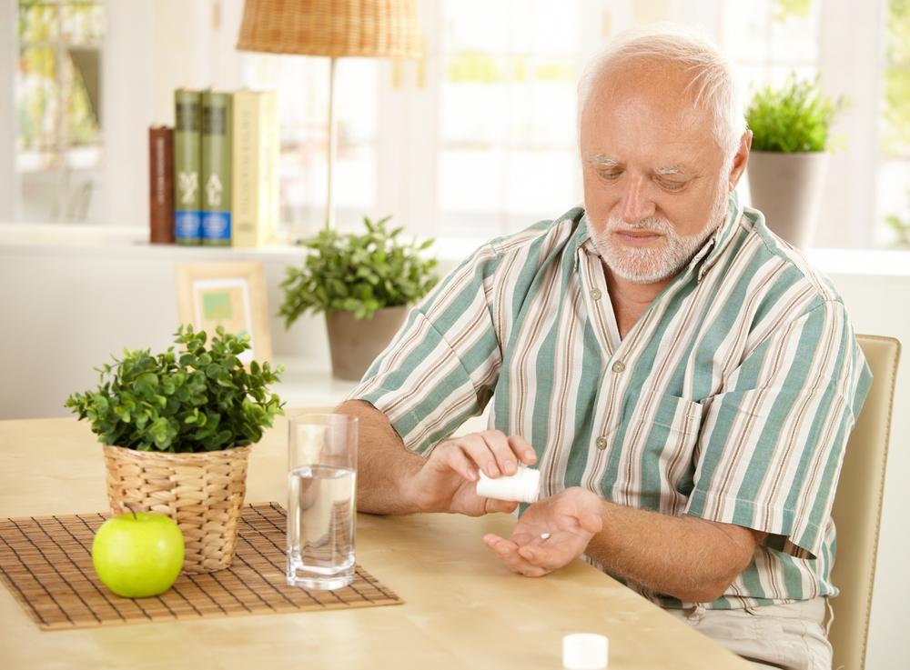 Принять седативное средство