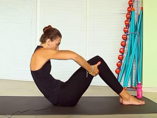 Лучшие упражнения для осанки