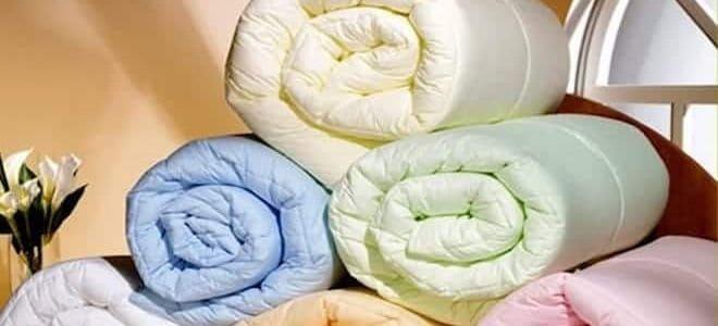 Наполнители для одеяла. Что нужно знать?