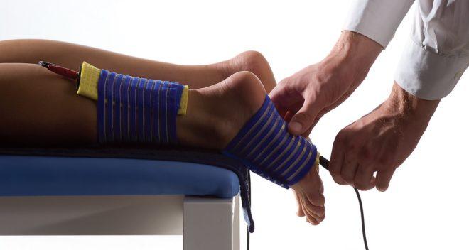 Закрытый и открытый перелом ноги