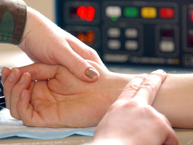 Измерение сердечных сокращений