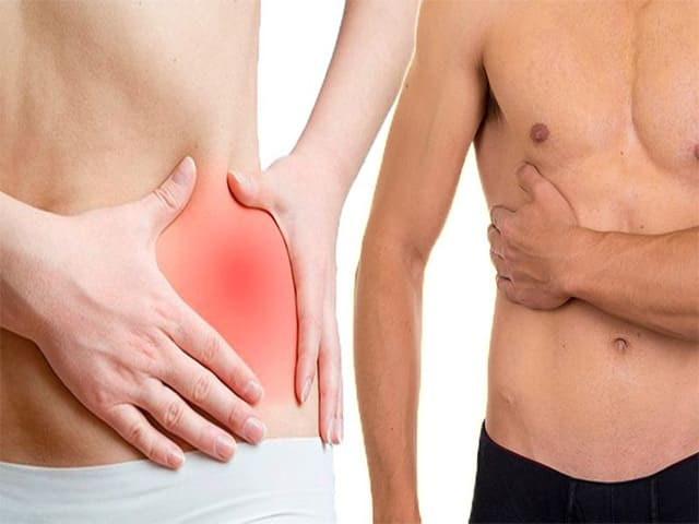 Причины возникновения боли в боку слева