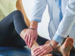 Лечение трехлодыжечного перелома